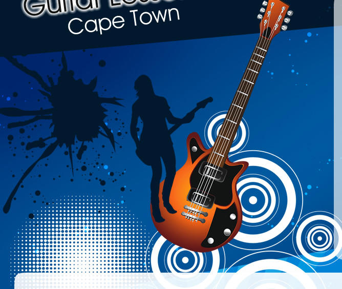 Guitar Lessons Cape Town